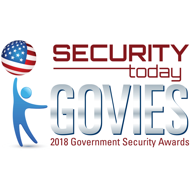Platinum winner of Security Today Govie for Fire & Life Safety