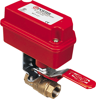 Fire Alarm Tamper Switch Potter PTS-B