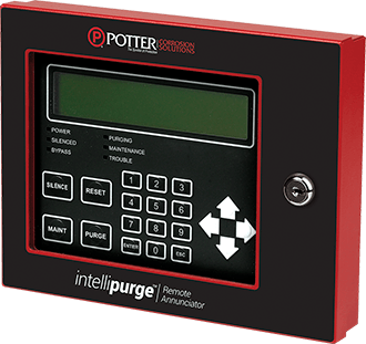 Potter INS-RA Remote Annunciator - IntelliPurge