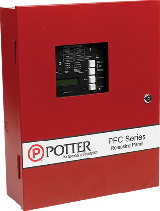 PFC 4410 product groups potter electric signal company, llc potter pcvs-2 wiring diagram at soozxer.org