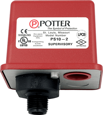 Ps10 Series Potter Electric Signal Company Llc
