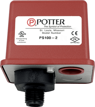 Ps10 Series Potter Electric