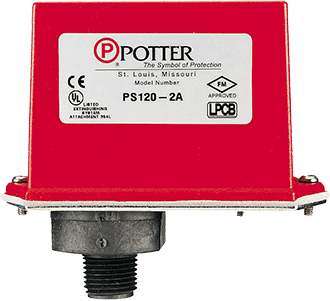 Pressure Switches Potter Electric Signal Company Llc