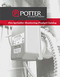 Fire Sprinkler Monitoring Products Catalog
