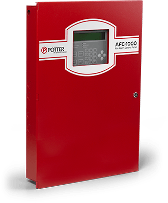 Potter Announces New Line of Fire Systems
