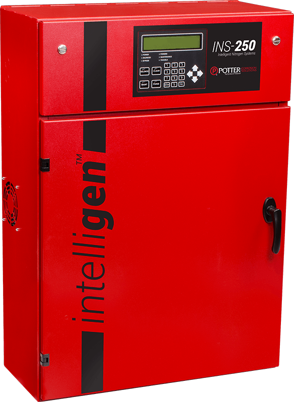 Potter Announces Addition to IntelliGen™ Line of Nitrogen Generators