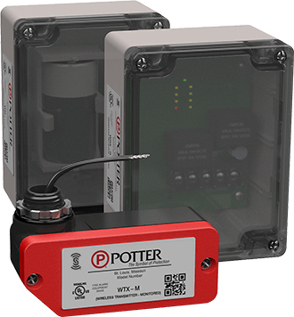 Potter Electric: Fire Alarms & Fire Sprinkler Systems