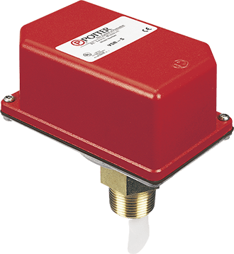 Potter's VSR-S Flowswitch for Small Pipe