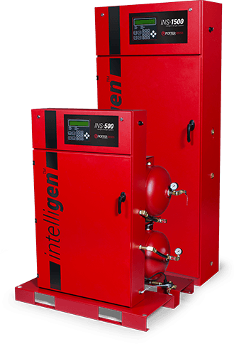 Potter Announces Release of Fully Automated Nitrogen Generator